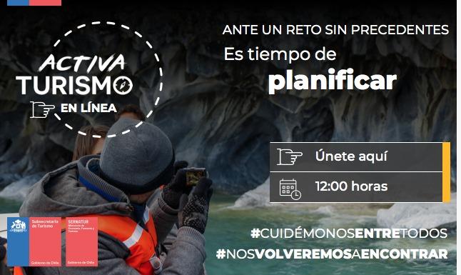 Activa Turismo - Herramientas para la industria turística en Chile