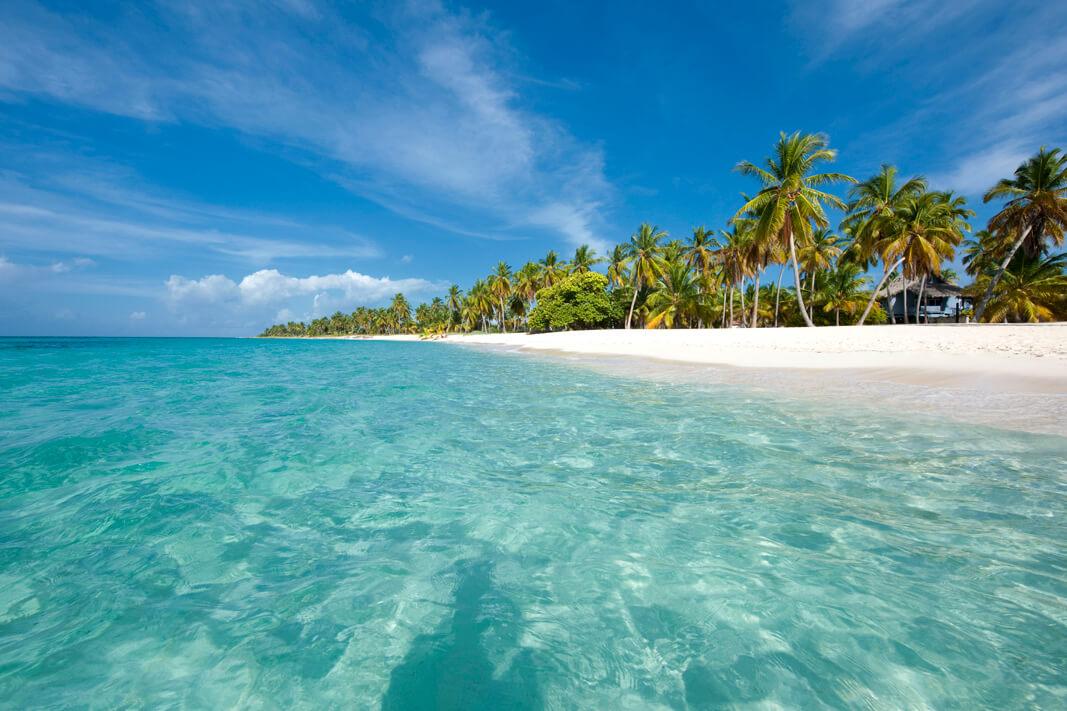 Isla Saona – Créditos de la fotografía (derecho de autor): Ministerio de Turismo de República Dominicana.