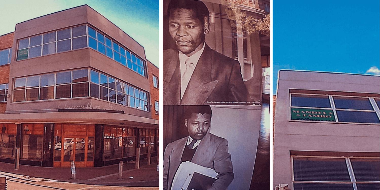 Chancellor House, Nelson Mandela y Tambo - Bichito Viajero