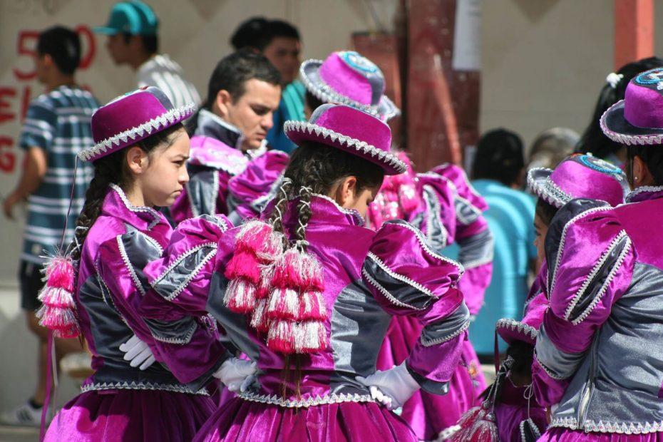 Fiesta de La Tirana en Chile, Región de Tarapacá