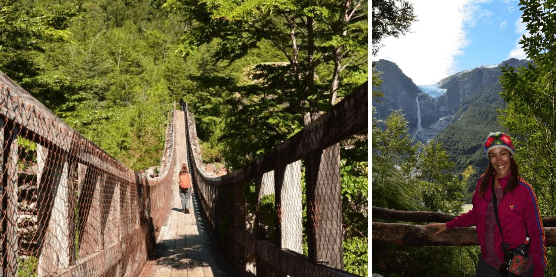Blogueros chilenos: Parque Nacional Queulat – La Brújula Viajera