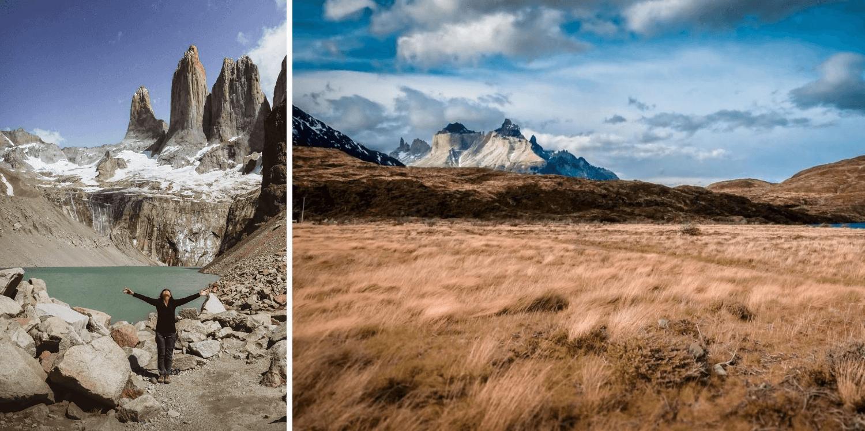 Blogueros chilenos: Parque Nacional Torres del Paine - Brújula y Tenedor