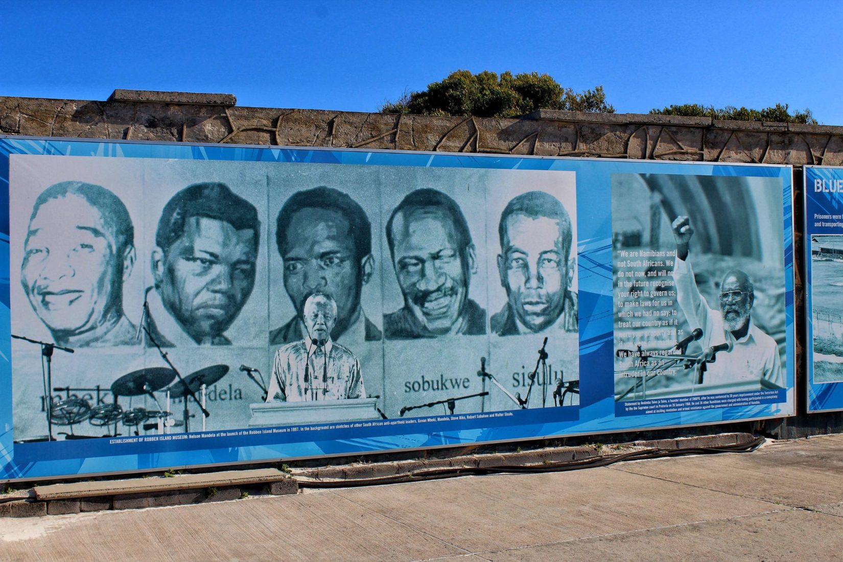 Robben Island - Bichito viajero