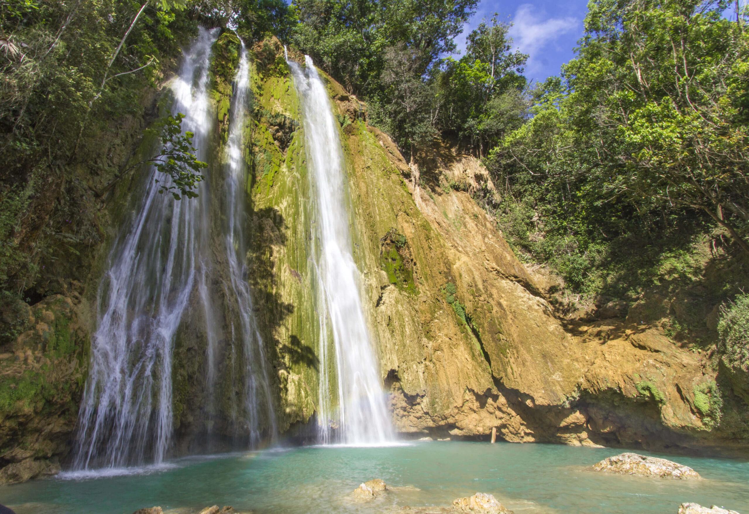 Salto El Limón, Samaná - Créditos de la fotografía (derecho de autor): Ministerio de Turismo de República Dominicana.