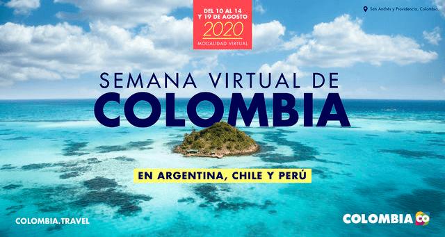 Semana Virtual de Colombia