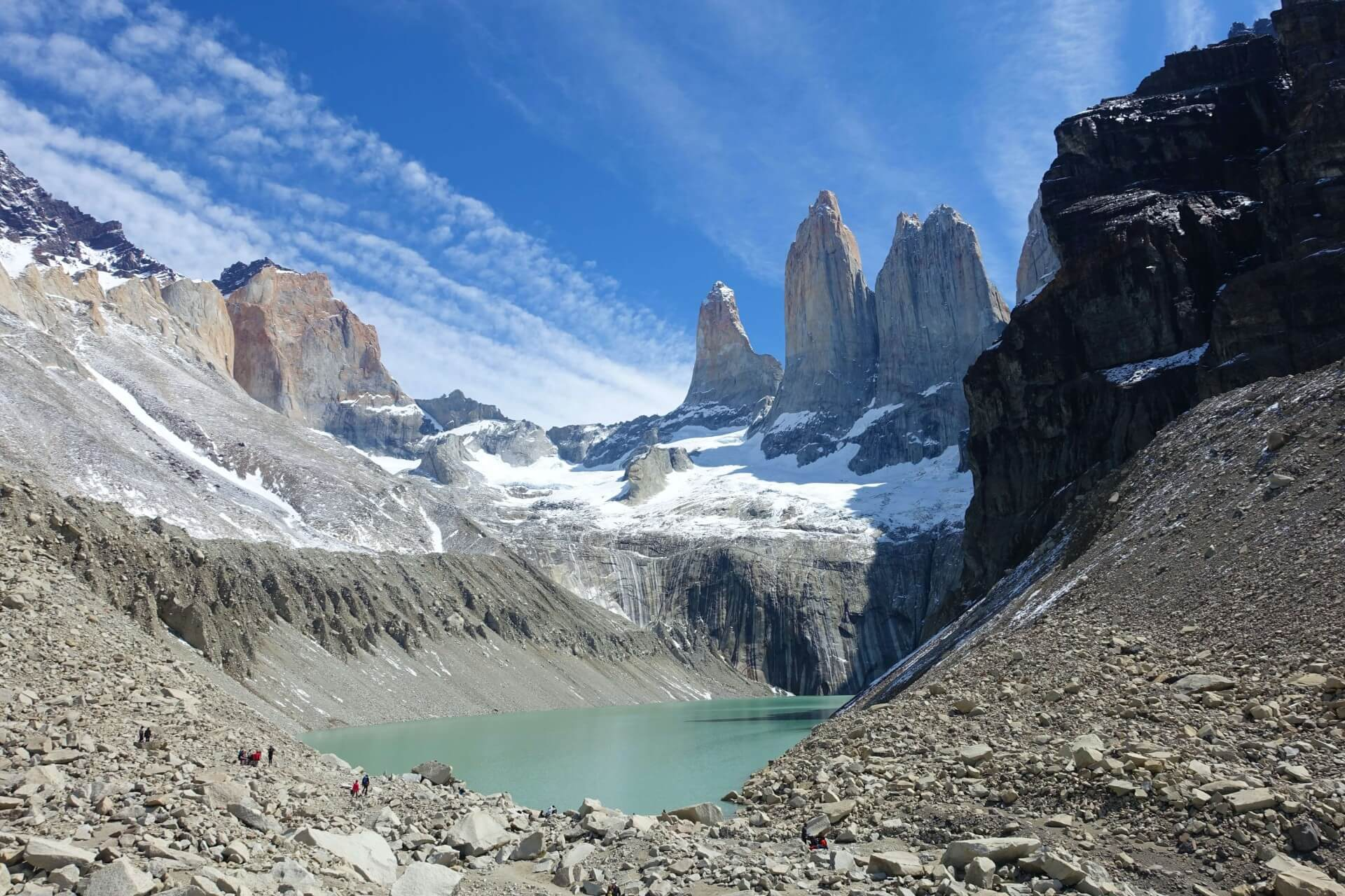 Parque Nacional Torres del Paine – Créditos: Photo by Joanna Liu on Unsplash.