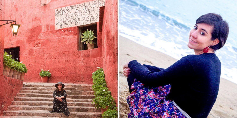 Mary Salas - los viajes de mary - mujeres viajeras