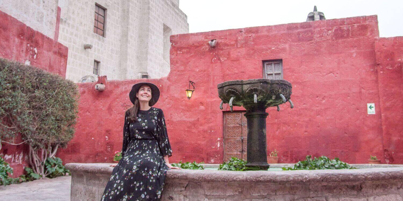Mary Salas - los viajes de mary - viaje a peru