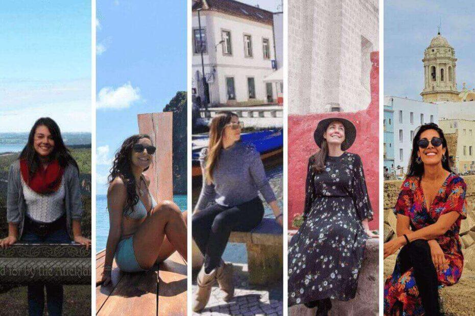 mujeres viajeras blogueras de viaje como viajar sola